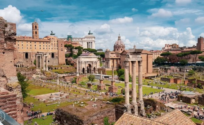 How to see the wonderful Rome in two days