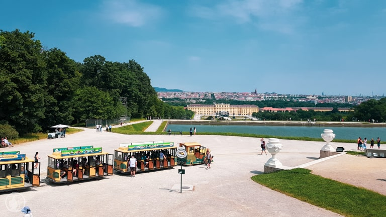 View from Gloriette