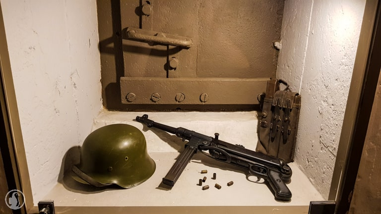 MP40 and ammo
