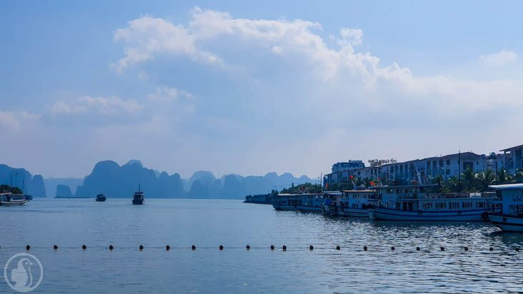 Ha Long Bay Harbour