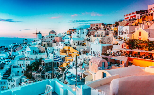 Se7en Of The Most Instagrammable Greek Islands