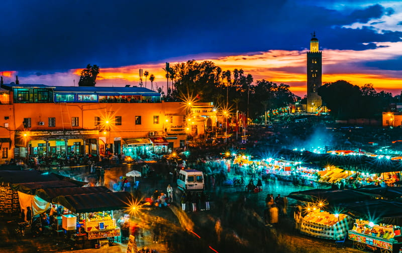 old market Marrakesh