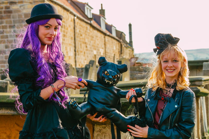 Whitby Halloween