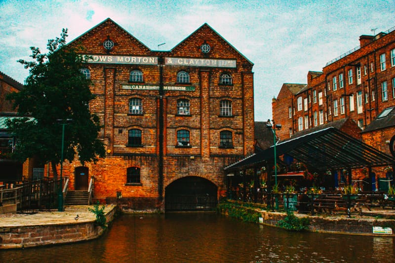 Canal House, Nottingham
